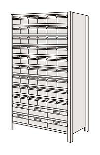 物品棚LEK型樹脂ボックス LEK1122-60T【代引き不可】