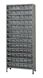物品棚LEK型樹脂ボックス LEK2114-78T【代引き不可】