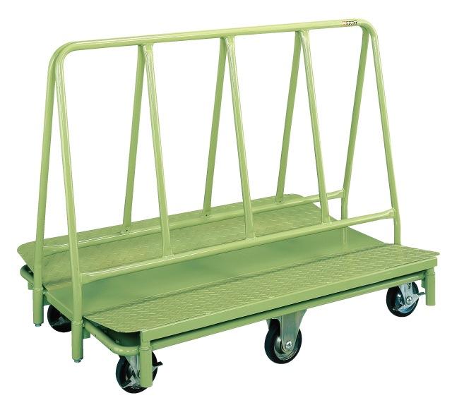 長尺物運搬車 RTA-128【代引き不可】