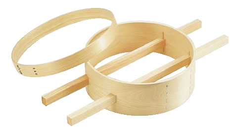 木製内棒式ダシコシ輪 30cm 【だし】【うらごし フルイ】【裏漉し】【笊】【篩】【業務用厨房機器厨房用品専門店】