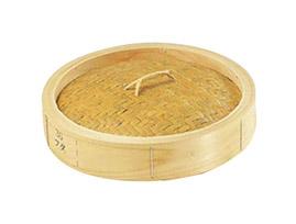 桧 中華セイロ 蓋 (手付)51cm【業務用厨房機器厨房用品専門店】
