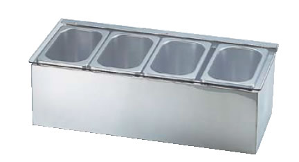コールド コンディメントディスペンサー 1/9 3ヶ入 【薬味容器】【薬味入れ】【業務用保存容器】【SANJAMAR】【業務用厨房機器厨房用品専門店】