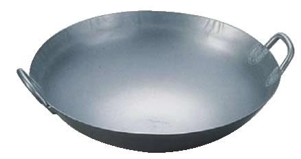 チターナ 中華鍋(チタン製) 36cm【代引き不可】【鼎】【丸底鍋】【業務用厨房機器厨房用品専門店】