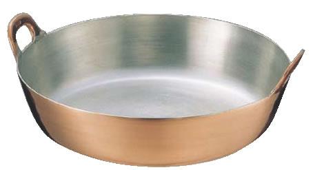SA銅 揚鍋 51cm【代引き不可】【天ぷら鍋】【揚げ鍋】【業務用厨房機器厨房用品専門店】