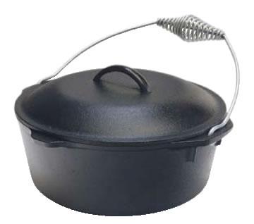 ロッジ ロジック キッチンオーブン 101/4インチ L8DO3(IH対応)【両手鍋】【電磁調理器対応】【IH対応】【業務用鍋】【LODGE LOGIC】【業務用厨房機器厨房用品専門店】