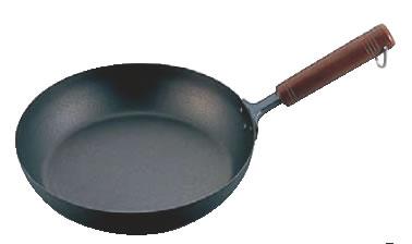 純チタン 木柄フライパン 26cm 【チタンフライパン】【業務用フライパン】【業務用厨房機器厨房用品専門店】