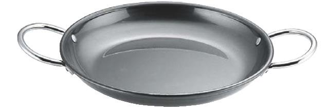 鉄 パエリア鍋 パート2 100cm【代引き不可】【鉄鍋】【パエリアパン】【業務用厨房機器厨房用品専門店】