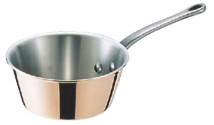 モービル No.616 テーパーパン 24cm【代引き不可】【銅鍋】【mauviel】【業務用厨房機器厨房用品専門店】