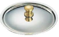 厨房用品専門店 期間限定の激安セール SW 18-8 プチパン用蓋 銅蓋 ステンレス 業務用厨房機器厨房用品専門店 8cm用 返品不可
