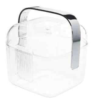 グッチーニ アイスバケット 0019.0000 クリアー【氷入れ】【アイスバスケット】【バー用品】【業務用厨房機器厨房用品専門店】