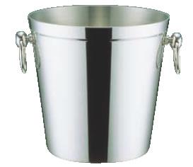 UK18-8S型シャンパンクーラー L【シャンパンクーラー】【ボトルクーラー】【ワインクーラー】【業務用厨房機器厨房用品専門店】