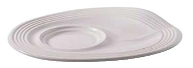 ■お得な10個セット■レヴォル フロワッセ カプチーノソーサー ホワイト 636267【REVOL】【ソーサー】【下皿】【業務用厨房機器厨房用品専門店】■お得な10個セット■