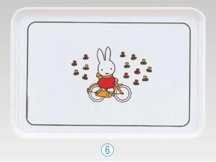 ■お得な10個セット■メラミンお子様食器 「ミッフィー」 トレー M-34C1【子供用食器】【トレー】【トレイ】【お盆】【業務用厨房機器厨房用品専門店】■お得な10個セット■