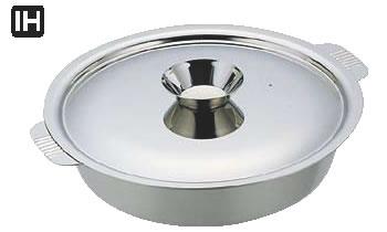 SW電磁用ちり鍋 33cm【チリ鍋】【IH対応】【業務用厨房機器厨房用品専門店】