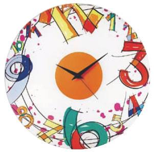 グッチーニ ウォールクロック 2727.0052【guzzini】【掛け時計】【掛時計】【ウォールクロック】【業務用厨房機器厨房用品専門店】
