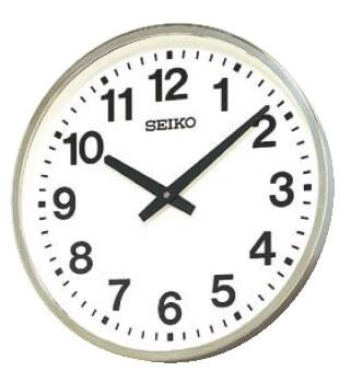 セイコー 屋外・JIS防雨型クロック 超大型 KH411S【代引き不可】【掛け時計】【掛時計】【ウォールクロック】【業務用厨房機器厨房用品専門店】