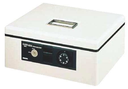 手提げ金庫 ダイヤル付き 1号 CB-11M(Mサイズ)【手さげ金庫】【業務用厨房機器厨房用品専門店】