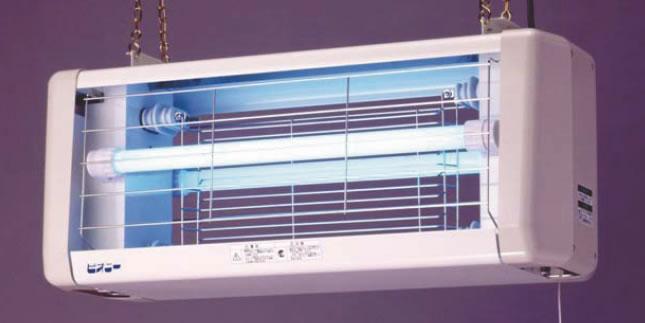 ピオニー電撃殺虫器(屋外用) αー200型【代引き不可】【電撃殺虫器】【電撃殺虫灯】【捕虫器】【業務用厨房機器厨房用品専門店】