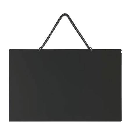厨房用品専門店 看板 黒板 高品質 白板 サイン イーゼル ボード メニュースタンド 案内看板 POPボード 案内プレート APB-444 メーカー再生品 販売板 チェーン付タイプ 業務用厨房機器厨房用品専門店