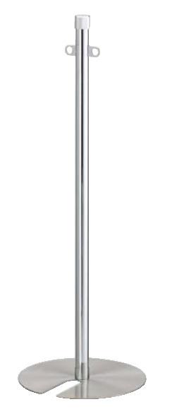 ガイドポール GY95A-75C【通行止め】【進入禁止】【業務用厨房機器厨房用品専門店】