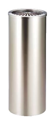 ステン丸型灰皿 GPX-51A【灰皿】【外用灰皿】【スタンド灰皿】【業務用厨房機器厨房用品専門店】