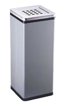 スモーキングスタンド グレー SSL201【灰皿】【スタンド灰皿】【業務用厨房機器厨房用品専門店】