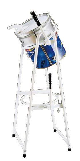 2段式ペール缶スタンド PK-20W【代引き不可】【掃除用品】【清掃用品】【業務用厨房機器厨房用品専門店】