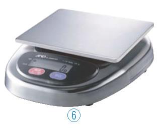 A&D防水デジタルはかり HL-3000LWP【計量器】【重量計】【測量器】【業務用厨房機器厨房用品専門店】