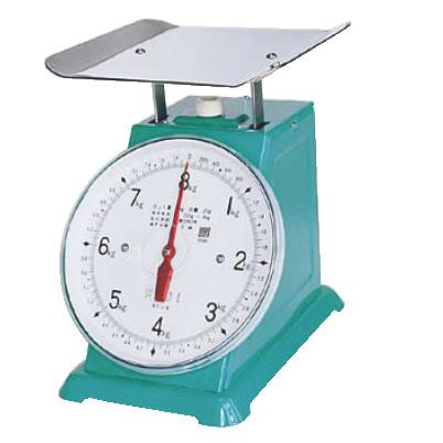 デカO型 【業務用厨房機器厨房用品専門店】 フジ 【計量器】 【測量器】 30kg 【重量計】 上皿自動ハカリ (平皿付)