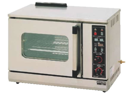 ガス式コンベクションオーブン(卓上型) MCO-6TD (ガス種:プロパン) LPガス【代引き不可】【業務用厨房機器厨房用品専門店】