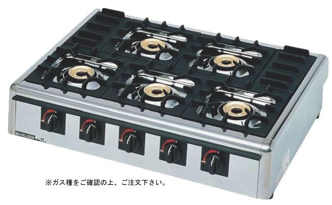 ニュー飯城 (自動点火) M-825C 13A (ガス種:都市ガス)【代引き不可】【焜炉】【熱炉】【業務用厨房機器厨房用品専門店】