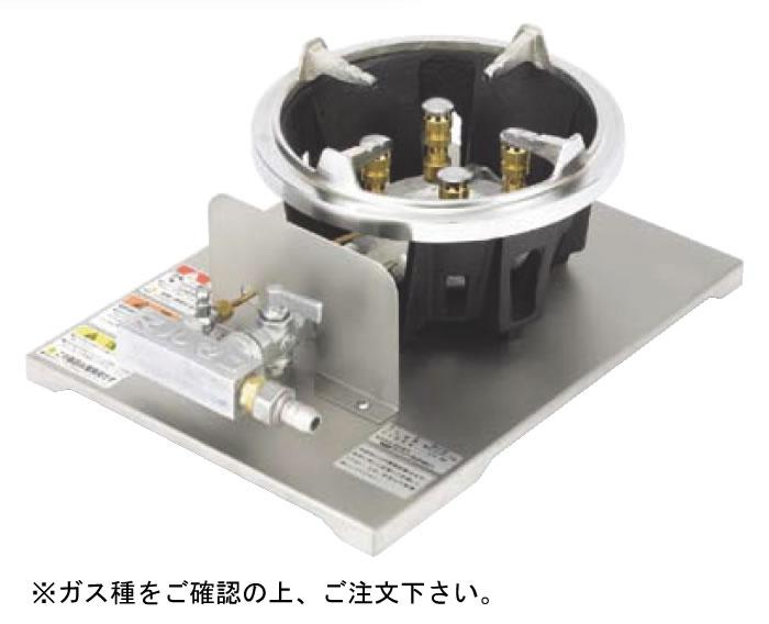 スーパージャンボバーナー MG-4B型 13A (ガス種:都市ガス)【焜炉】【熱炉】【業務用厨房機器厨房用品専門店】