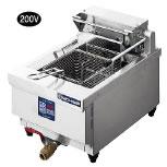 電気ミニフライヤー MTEF-3-D【代引き不可】【揚げ物器】【Deep fryer】【業務用厨房機器厨房用品専門店】