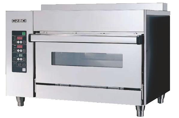 ガスベーカリーオーブン ワイドレシーバー OZ100BOEC LPガス【代引き不可】【業務用厨房機器厨房用品専門店】