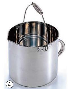 SA18-8ハンドル付 メジャーカップ 10L【計量カップ】【業務用厨房機器厨房用品専門店】