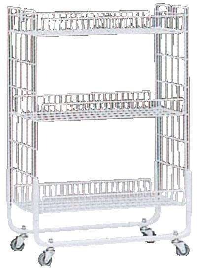 ライトスタンド RHA-3段型 RHA-33【代引き不可】【棚】【シェルフ】【業務用厨房機器厨房用品専門店】
