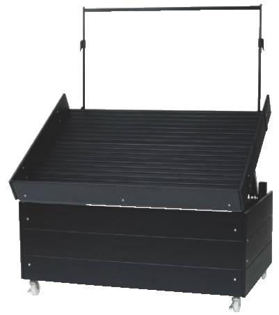 ラインテーブル LT-120セット 【代引き不可】【ラインテーブル】【陳列棚】【業務用厨房機器厨房用品専門店】