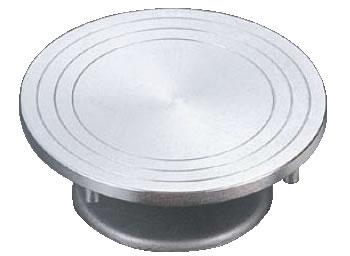 SA鋳物 デコ回転台【ケーキ用品】【製菓用品】【業務用厨房機器厨房用品専門店】