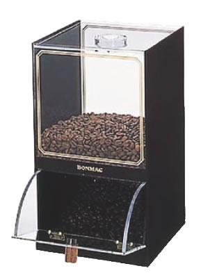 ボンマック コーヒーケース W-2 【珈琲ミル 珈琲グラインダー】【喫茶用品 珈琲用品】【コーヒーマシン コーヒー用品】【BONMAC】【業務用厨房機器厨房用品専門店】