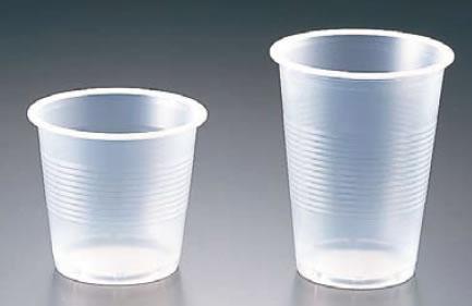 プラスチックカップ(半透明) 5オンス(2500個入) 【サービス用品 フリードリンク】【紙コップ プラスチックカップ】【軽食】【スナック包材 使い捨て容器】【ドリンク用品】【業務用厨房機器厨房用品専門店】