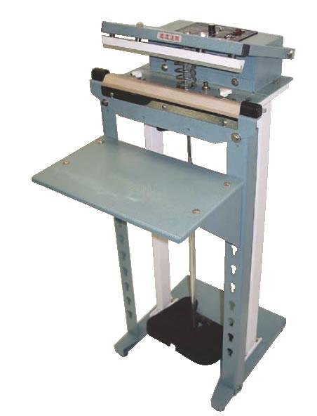 電子式足踏下段インパルスシーラー WN-300-10【代引き不可】【包装機械 シーラー】【業務用厨房機器厨房用品専門店】