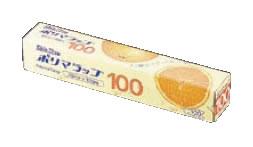 信越 ポリマラップ 100 幅30cm (ケース単位30本入)【ラップ】【保存用品】【業務用厨房機器厨房用品専門店】