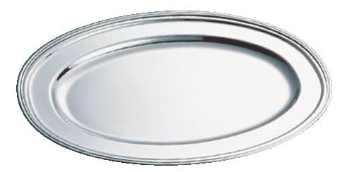 SW18-8 B渕小判皿 24インチ【バイキング ビュッフェ】【バンケットウェア】【皿】【18-8ステンレス】【業務用厨房機器厨房用品専門店】