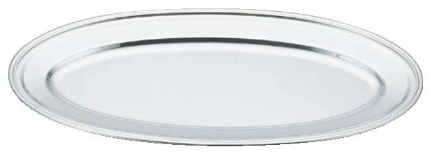 UK18-8 B渕魚皿 26インチ【バイキング ビュッフェ】【バンケットウェア】【皿】【18-8ステンレス】【業務用厨房機器厨房用品専門店】