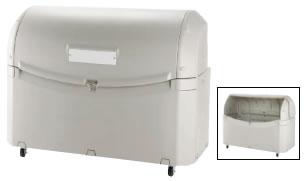 ワイドペールST 800(800L) キャスター付【代引き不可】【業務用厨房機器厨房用品専門店】