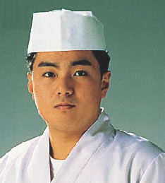 使い捨て和帽子 #28 D24110 (50枚入)【コック帽】【飲食店用】【業務用厨房機器厨房用品専門店】
