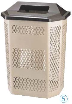 サンクリーンボックス A-2(中蓋無) 【代引き不可】【ゴミバコ ダストボックス】【ゴミ箱 ペール】【ごみ箱】【リサイクルボックス】【業務用厨房機器厨房用品専門店】