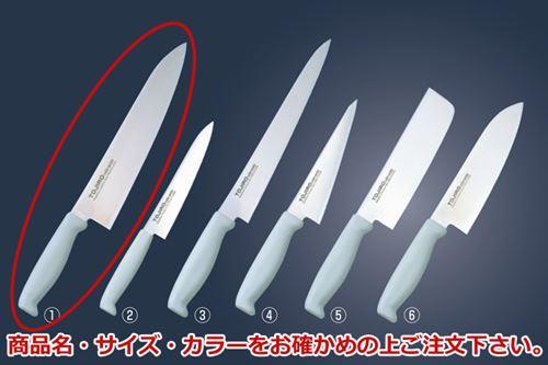 トウジロウ カラー庖丁 牛刀 30cm F-129W 白【包丁】【藤次郎】【Tojiro Color】