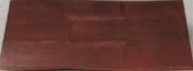 尺4寸流木敷膳 布張根来【お盆】【和風盆】【料理盆】【会席盆】【懐石盆】【本漆盆】【木製盆】【トレイ】【トレー】【B-16-35】