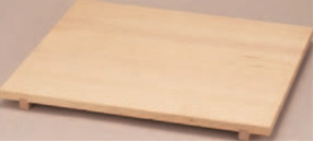 のし板 (大)【代引き不可】【蕎麦打ち道具】【そば台】【1-563-7】